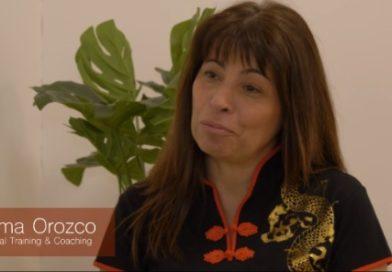 Paloma Orozco: Coach samurai, rockera y talentosa