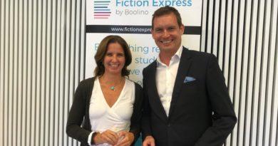 Fiction Express una innovadora plataforma para fomentar la lectura entre los más jóvenes a través de la co-creación