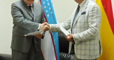 La Embajada de Uzbekistán en España y la Alianza de Comercio Euroasiático firman un acuerdo para promover los negocios e inversiones bilaterales