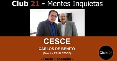 Entrevista con Carlos de Benito, Director de RRHH de CESCE